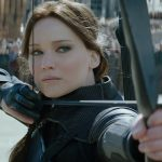 Jennifer Lawrence in 'The Hunger Games: Mockingjay - Part 2'