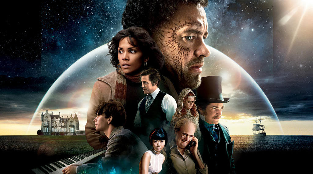 The poster image for 'Cloud Atlas'