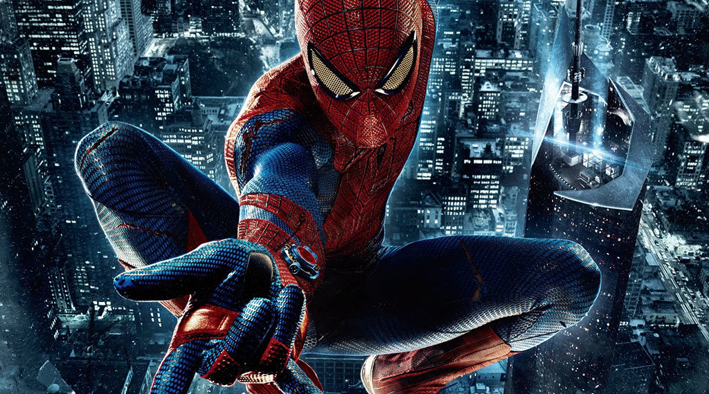 'The Amazing Spider-Man' Poster Art
